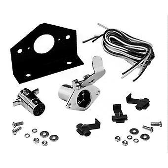 Hopkins 48285 4 polig ronde Connector Kit