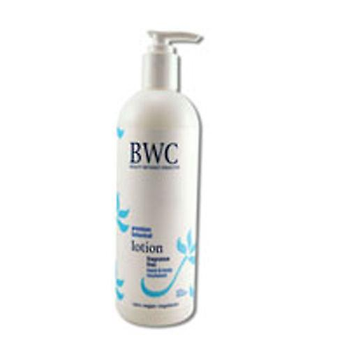 Beauty Without Cruelty Hand & Body Lotion Fragrance Free ...