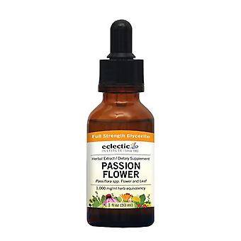 Eclectic Institute Inc Passion Flower, 1000 mg, 2 Oz Alkoholfrei
