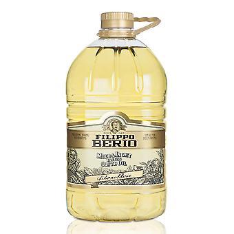 *Mild & Light* Filippo Berio Huile d'olive douce et légère 5L