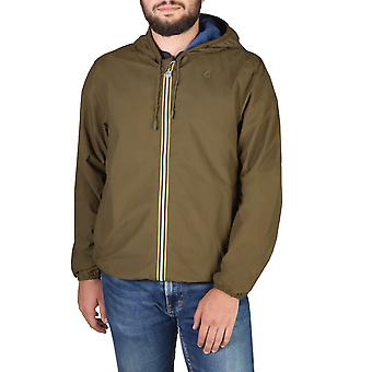 K-way - k00bcg0 men's bomber jacket