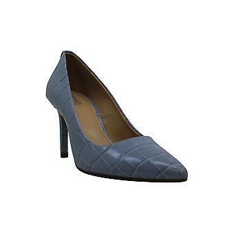 Michael Michael Kors Women's Shoes Dorothy Flex Pump Leather Pointed Toe Clas...
