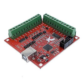 Placa de ruptura Cnc Usb Mach3 100khz 4 Axis Interface Driver Motion Controller