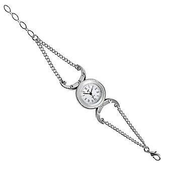 Alchemy Gothic Triple Goddess Pewter Wristwatch