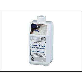 HG 31 Natural Stone Cement & Lime Film Remover 1L