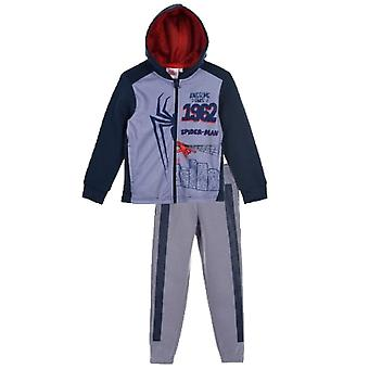 Spiderman kinderen (2-8) trainingspak jogging set 1962 spi1310trk