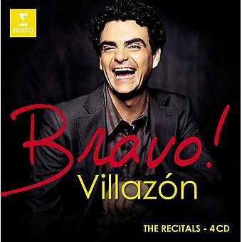 Rolando Villazon - Bravo Villazon [CD] USA import