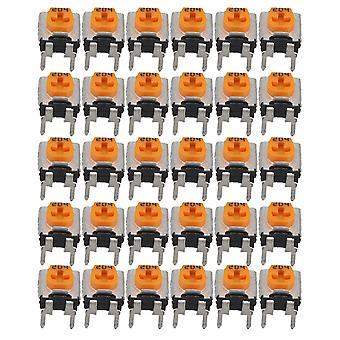 30buc 200K Ohm de înaltă precizie rezistențe variabile Potențiometru WH06-2C