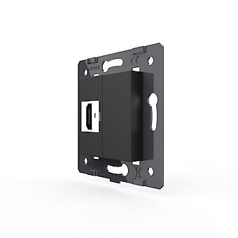 Manufacturer, White Plastic Materials, Standard, Function Key For Hdmi Socket