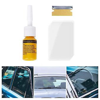 Car Windshield, Automotive Glass, Window Scratch Crack Restore Screen,