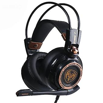 Active Noise Cancelling 7.1 Virtual Surround Sound Usb Gaming Headset mit Mikrofon
