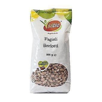 Borlotti beans None