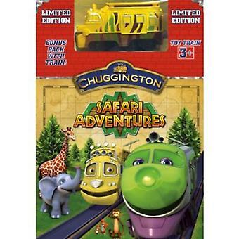 Safari Adventures [DVD] USA importieren