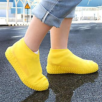 Reutilisable Silicone Waterproof Non-slip Shoes Protector Rain Boot Cover