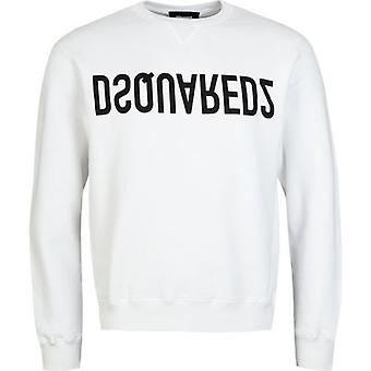 Dsquared2 Invertido Dsq2 Crew Neck Sweat
