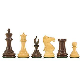 Windsor-Serie Rosewood Staunton Schach Stücke 3 Zoll