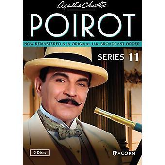 Agatha Christie's Poirot: Series 11 [DVD] USA import