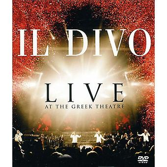 Il Divo - Live at the Greek [DVD] USA import