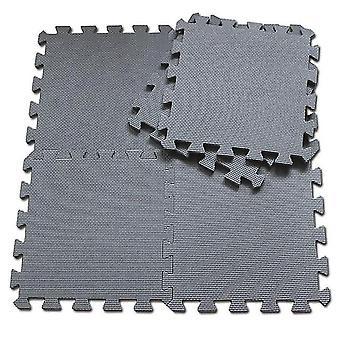 Baby Eva Foam Puzzle Play Mat - Plancher d'exercice imbriqué