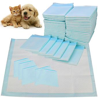 100 x Kabalo Heavy Duty Puppy Training Pads Grote Dog Pad Vloer Toiletmatten 60 x 60cm