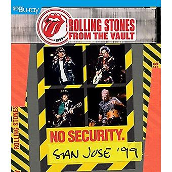 Rolling Stones - Fra Vaults: No Security - San Jose 1999 [Blu-ray] USA import