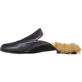 INC International Concepts Womens Gannie 19 Leather Closed Toe Mules