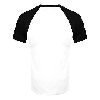 Grindstore Mens New York City Short-Sleeved Baseball T-Shirt