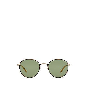 Garrett Leight PALOMA SUN jaguar tort-gold unisex sunglasses
