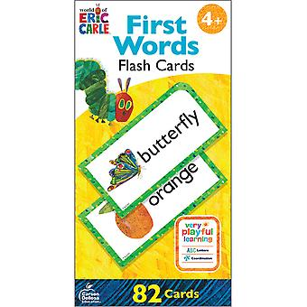 World Of Eric Carle First Words Flash Cards