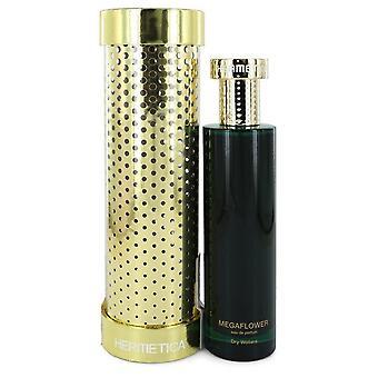 Dry Waters Megaflower Eau De Parfum Spray (Unisex Alcohol Free) By Hermetica 3.3 oz Eau De Parfum Spray