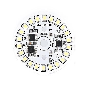Smd Platte Kreisförmige Modul Lichtquelle Platte - LED Bulb Chip