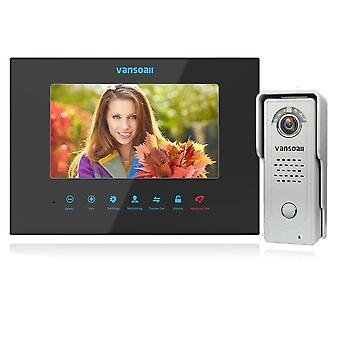 Video Intercom káblový zvonček