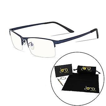 Men's Blue Light Blocking Glasses For Computer Eyeglasses