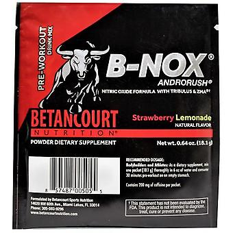 Betancourt Nutrition B-Nox Androrush  18 gr 1 Serving