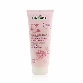 Melvita Rose Pétalos & Acacia Miel Crema de Ducha 200ml/6.7oz