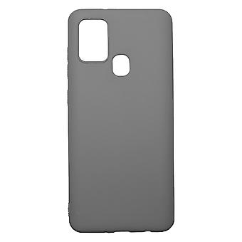 Ultra-Slim Case compatible with Samsung Galaxy A21s | In Grey |