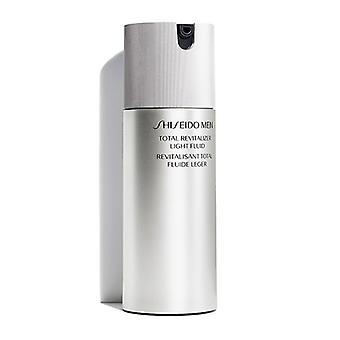 Anti-Rynke Cream Shiseido Total Revitalisering Light Fluid (80)