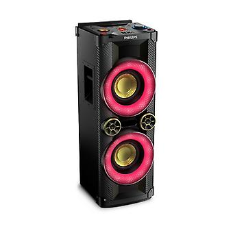 Bluetooth-högtalare Philips NTX-400/12 1000W Svart röd