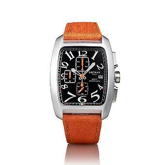 Locman wristwatch SPORT ANNIVERSARY 0470L01S-LLBKORCO