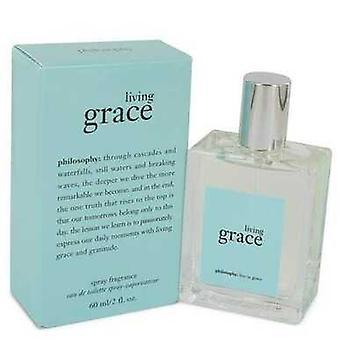 Living Grace By Philosophy Eua De Toilette Spray 2 Oz (women) V728-542995