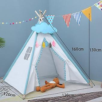Portable's Teepee Tent - Lekehus for barn
