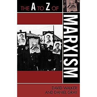 O Livro A a Z do Marxismo por David Walker - 9780810868526