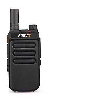 2 ks Talkie Walkie Scanner Uhf Radio Station Radio Communicator Walkie-talkie