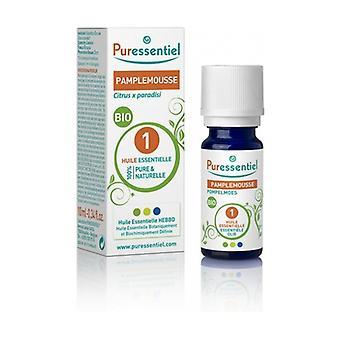 Grapefruit essential oil bio 10 ml of essential oil