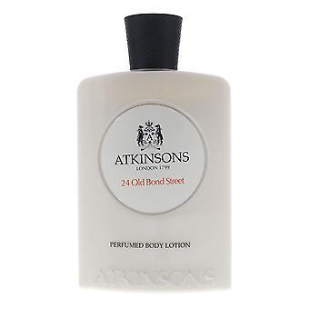 Atkinsons 24 Old Bond Street Perfumed Body Lotion 200ml