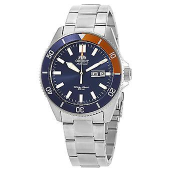 Seiko Kanno Automatic Blue Dial Men's Watch RA-AA0913L19B