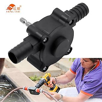 Portable Electric Drill Pump For Pumping Oil Machine Water Mini Hand