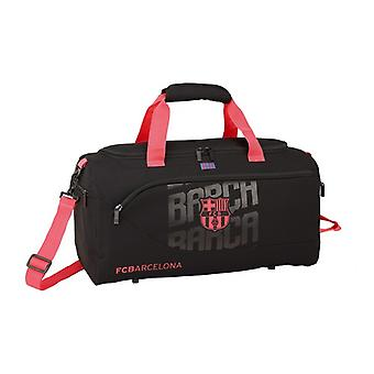 الحقيبة الرياضية F.C. برشلونة الأسود (25 L)