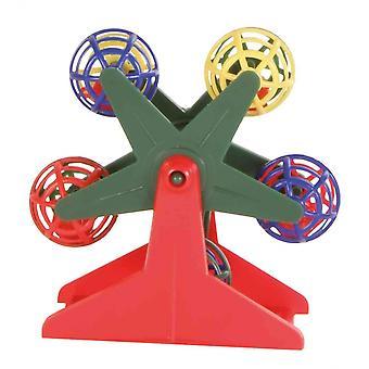 Trixie Ferris Wheel Bird Toy