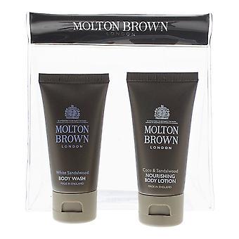 Molton Brown Body Lotion 30ml & Body Wash 30ml Gift Set